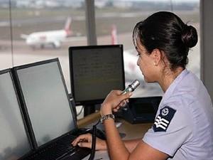 controle de tráfego aéreo - aeronáutica (Foto: Divulgação)