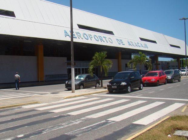 Aeroporto de Aracaju (SE) (Foto: Flávio Antunes/G1 SE)
