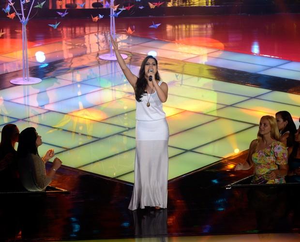 Ana Rafaela Show (Foto: The Voice Brasil / Tv Globo)