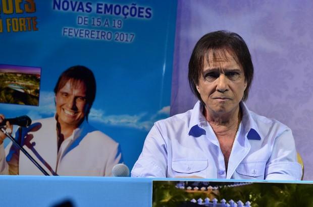 Roberto Carlos  (Foto: Roberto Teixeira / Ego)