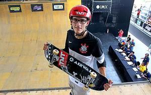 Rony Gomes Skate (Foto: Divulgação)