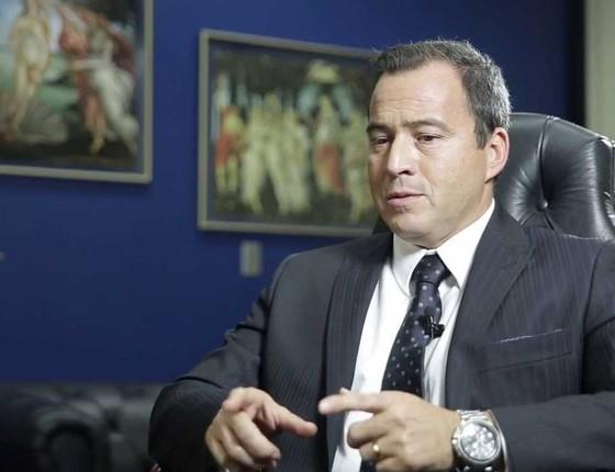Alexandre Camanho, secretário-geral jurídico da Procuradoria-Geral da República (Foto: Reprodução/Youtube)