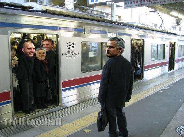 Mourinho zoação web