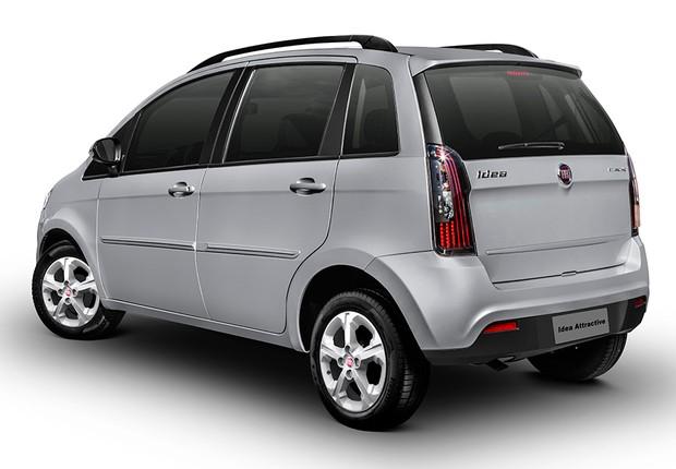 Fiat idea chega linha 2016 por r auto esporte for Fiat idea attractive top