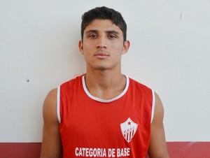 Leandro Jucá, 19 anos, Rio Branco, Acre (Foto: Duaine Rodrigues)