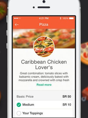Aplicativo de delivery hellofood agora aceita pagamento pelo celular.