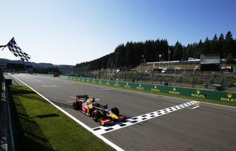 Antonio Giovinazzi vence etapa  da GP2 em Spa-Francorchamps