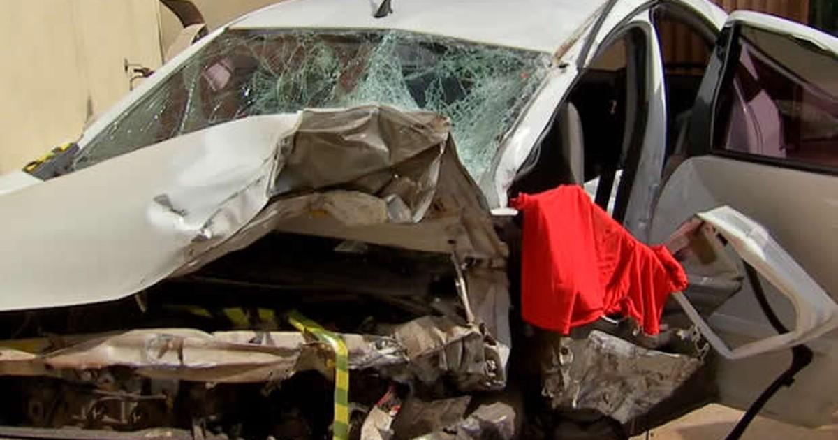 3fe91608c69 G1 - Acidente mata um e deixa dois alunos da Polícia Civil feridos em MT -  notícias em Mato Grosso