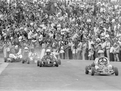 Kartódromo de Campinas inauguração (Foto: Acervo / Secretaria de Esportes e Lazer)