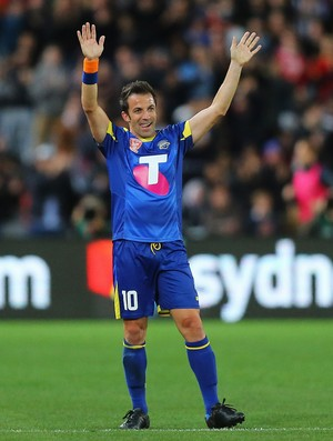 del Piero Juventus (Foto: Getty Images)