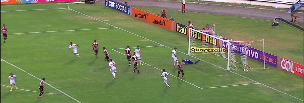 Melhores momentos de Fluminense 1 x 0 Santa Cruz na 21ª rodada do Brasileirão 2016