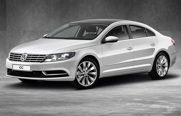 Volkswagen CC (Foto: Divulgação)
