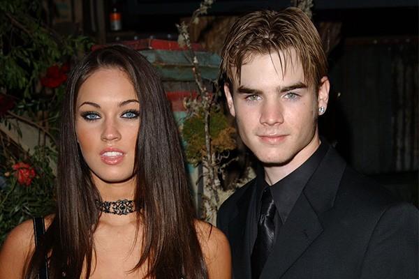 Megan Fox e David Gallagher (Foto: Getty Images)