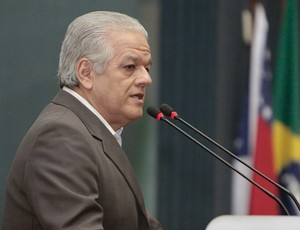 Thales Verçosa presidente do Rio Negro manaus (Foto: Tiago Correa/CMM)