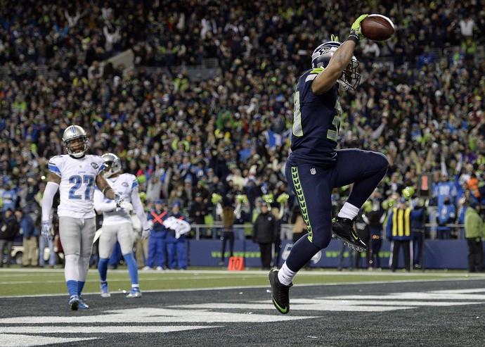 Detroit Lions x Seattle Seahawks; NFL (Foto: Reuters)