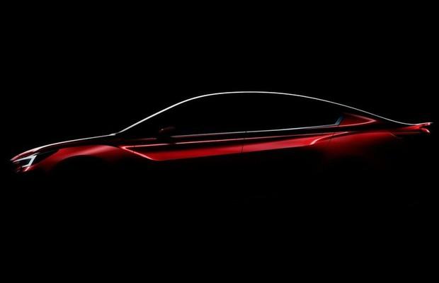 Subaru Impreza Sedan Concept (Foto: Divulgação)