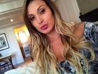 Andressa Urach já deixou hospital e passa Natal em casa, diz assessoria