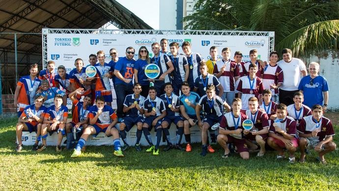 1º Torneio Pré-Universitário de Futebol Society (Foto: Alex Fernandes)