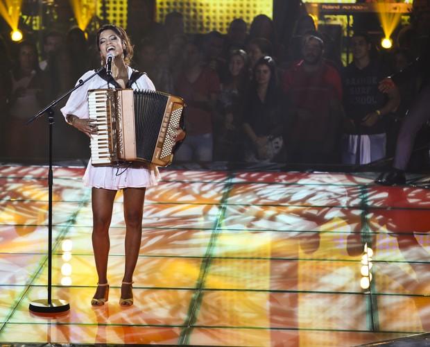 Lucy Alves Tira-Teima 2 (Foto: Fabiano Battaglin/TV Globo)