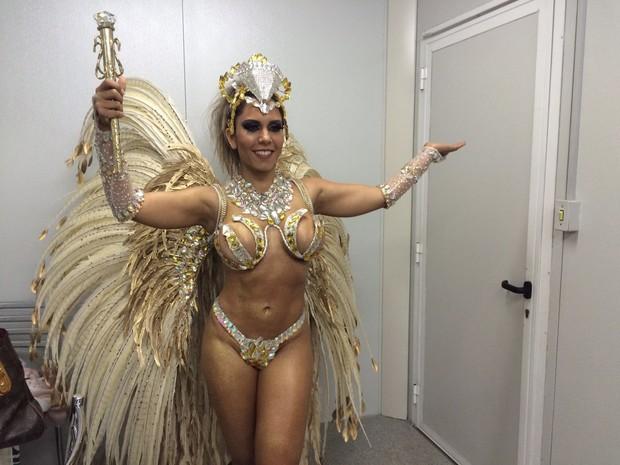 Mulher Melão (Foto: EGO)
