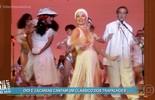 Didi e Zacarias cantam clássico dos Trapalhões