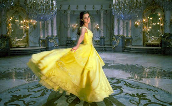 Emma Watson como Bela do filme 'A Bela e a Fera' (Foto: Divulgação)