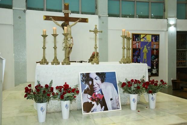 Missa Cauby Peixoto (Foto: Roberto Filho / Brazil News)