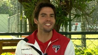 Após 11 anos, Kaká volta ao  Brasileirão mais experiente  (Reprodução)