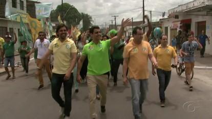 JHC cumpre agenda no bairro Santos Dumont
