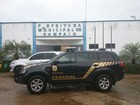Prefeito de Sampaio é levado para prestar depoimento na Polícia Federal