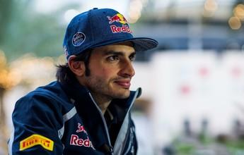 STR exerce cláusula no contrato e mantém Carlos Sainz Jr. para 2017