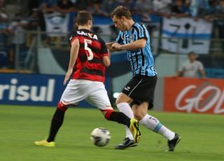 Grêmio x Vitória (Foto: Diego Guichard)