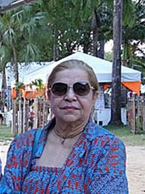 Maria do Carmo Vilaça (Foto: Vanessa Bahé/G1)