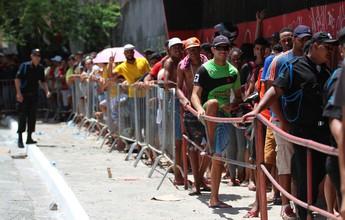 Não deu pra quem quis: ingressos esgotados para Sport x Figueirense