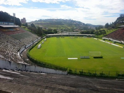 Estádio Municipa Juiz de Fora (Foto: Divulgação/Prefeitura de Juiz de Fora)