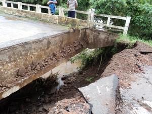 Rodovia RSC-481 dá acesso à cidade de Cerro Branco (RS) (Foto: Divulgação/Governo do estado)
