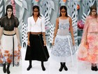 Chanel apresenta coleção de alta-costura com Kendall Jenner e mais tops na passarela