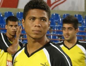 Jorginho, volante do ASA (Foto: Caio Lorena / Globoesporte.com)