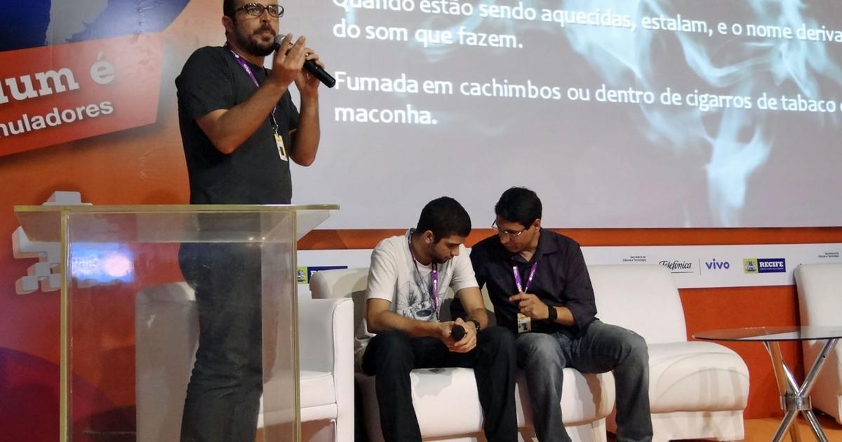 Pesquisadores da Campus Party usam tecnologia no combate ao crack