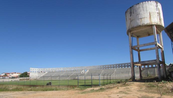 Coliseu de Alto Santo estadio (Foto: Juscelino Filho)