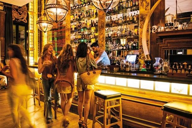 Boca Chica. Localizado em Barcelona, reúne decoração adequado, cardápio internacional e uma das melhores gin tônicas da cidade (Foto: Divulgação)