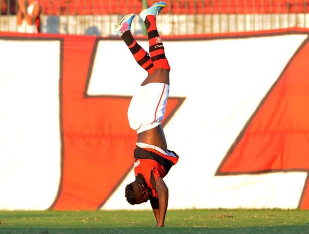 Fernandinho Flamengo campeão juniores  (Foto: Divulgação / Fla Imagem)