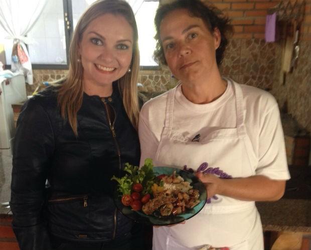 Receita: Que tal aprender a fazer um delicioso Pinhão com Porco? (Foto: Reprodução/ RPC)