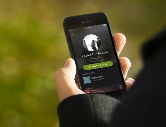 Spotify, serviço de música por assinatura, chega ao Brasil (Foto: Divulgação)