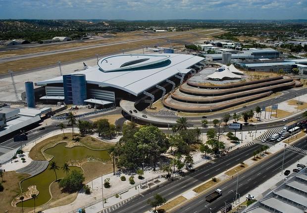 Aeroporto internacional Gilberto Freyre (Foto: Divulgação)