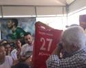 Clube formador de Thiego, Sergipe presta homenagens durante velório