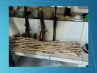 Operação deixa um morto e apreende várias bananas de dinamite em AL