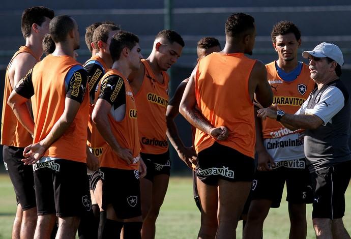 Treino Botafogo (Foto: Vitor Silva / SSPress)
