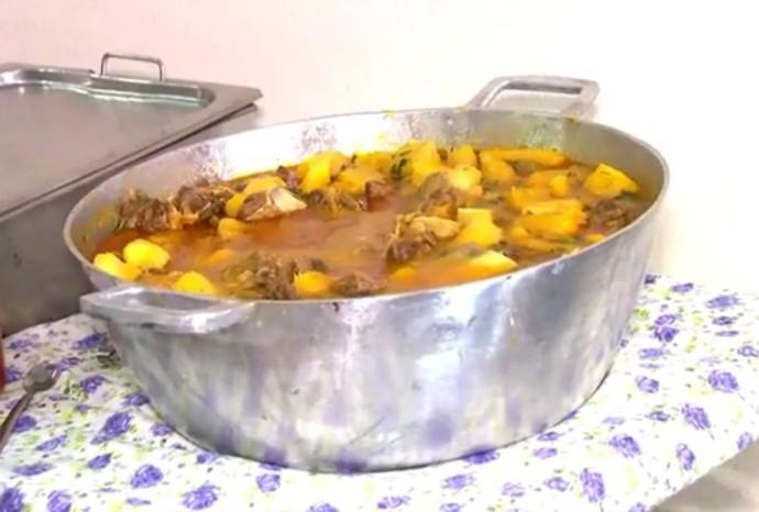 Anote os ingredientes e prepare aí na sua casa! (Foto: Reprodução / TV TEM)