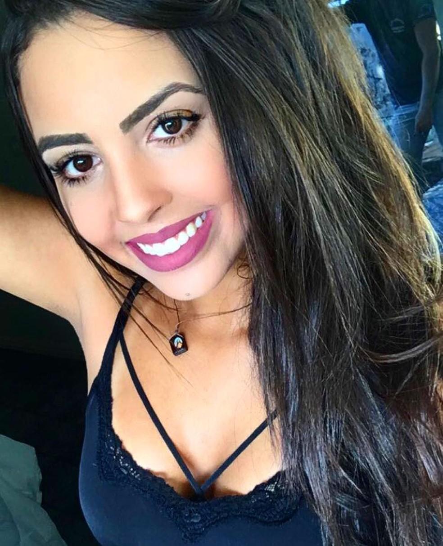 Mylena Mendes morreu em um acidente na BR-272, em Goioerê (Foto: Reprodução Facebook)